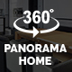 Panorama Home - Real Estate 360° Virtual Tour | Adobe Muse Template Nulled