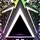 4K Abstract 3D Triangle Shape VJ Animation - VideoHive Item for Sale