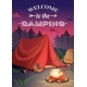Welcome to Camping Poster - GraphicRiver Item for Sale