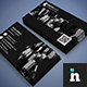 Black and White Business Card - GraphicRiver Item for Sale