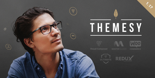 Themesy - Responsive Multi-Purpose WordPress Theme - Creative WordPress