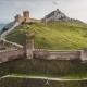 Genoese Fortress Near Sudak, Crimea - VideoHive Item for Sale