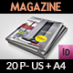 Architectural Magazine - 20 Pages - GraphicRiver Item for Sale