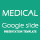 Medical Google slide Presentation Templates - GraphicRiver Item for Sale