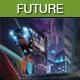 Future City Night - AudioJungle Item for Sale