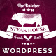 The Butcher - WordPress Food & e-Commerce Theme for Steakhouse Meat Restaurants - ThemeForest Item for Sale
