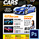 Car Sales Rental Flyer - GraphicRiver Item for Sale