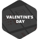 Valentine's day - PowerPoint Template