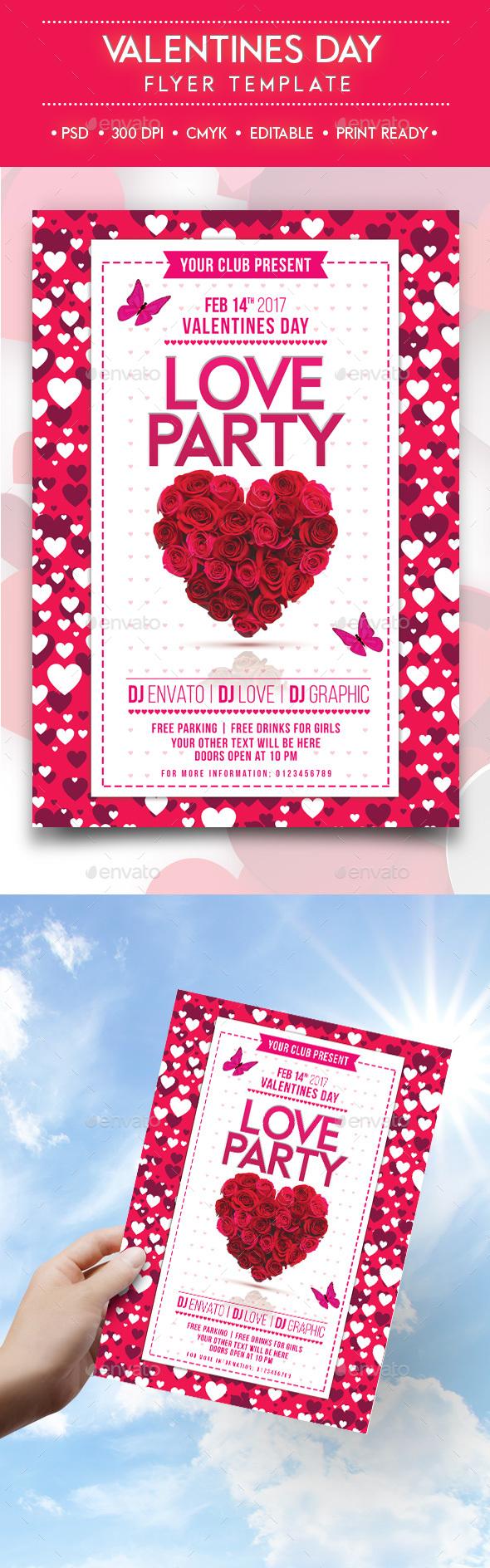 Valentines Flyer