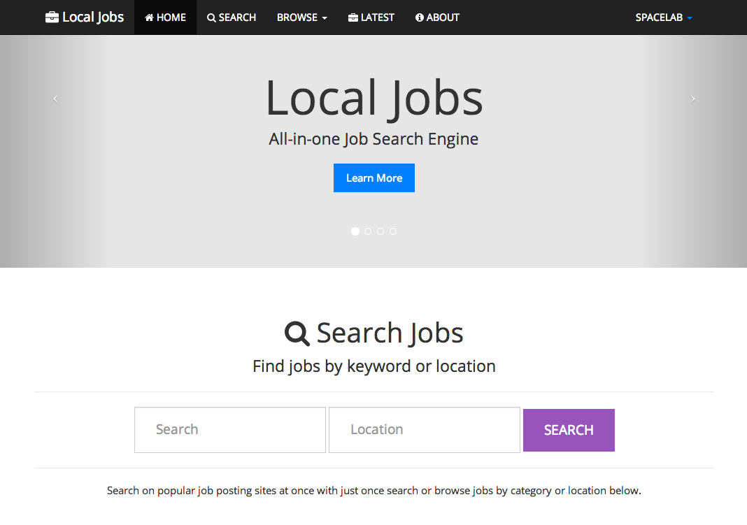instant job search engine aggregator - Find Local Jobs Using Local Job Search Sites