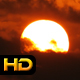 Sunset in Clouds - VideoHive Item for Sale
