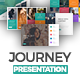 Journey Presentation Template - GraphicRiver Item for Sale