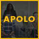 Apolo // Onepage Creative Business Joomla Template - ThemeForest Item for Sale