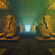 Ancient Stone Statues In Tombs Of The Pharaohs - VideoHive Item for Sale