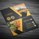 Restaurant Business Card - GraphicRiver Item for Sale