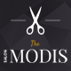 Modis - Salon, Spa & Barber Website Template - ThemeForest Item for Sale