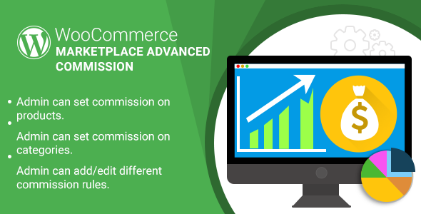 WordPress WooCommerce Marketplace Advanced Commission Plugin - CodeCanyon Item for Sale