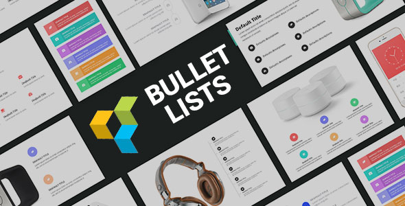 Bullet List for Visual Composer - CodeCanyon Item for Sale