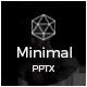 Zotax Minimal Powerpoint Template