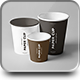 Paper Cups Mock-up - GraphicRiver Item for Sale
