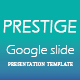 Prestige Google Slide Presentation Templates - GraphicRiver Item for Sale