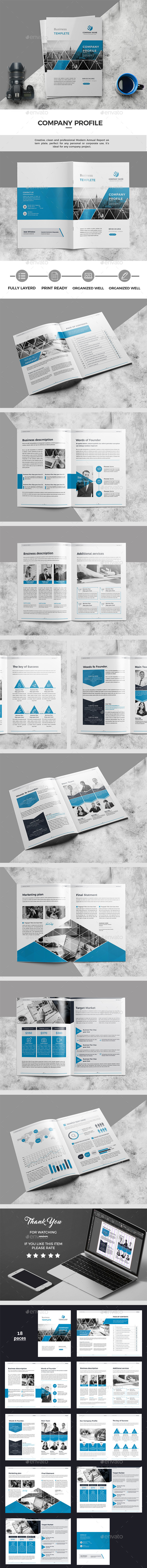 Business - Corporate Brochures