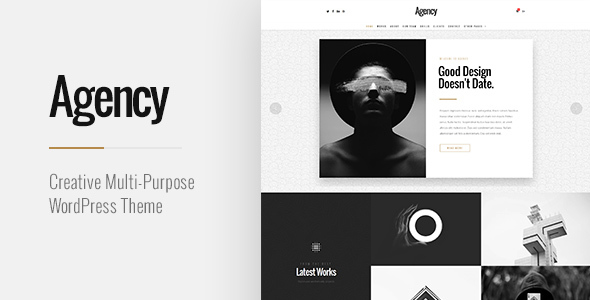 Agency | Creative Multi-Purpose WordPress Theme - Creative WordPress
