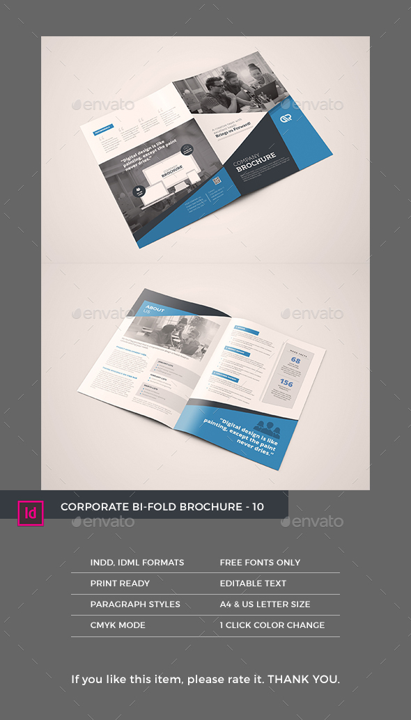 bifold brochure 10 by graphix shiv graphicriver