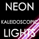 Neon Kaleidoscope Lights - 6 Pack