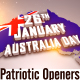 Australia Patriotic Openers - VideoHive Item for Sale