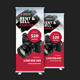 Rent & Sell Camera Stand Banner Template