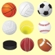 Set of Sport Balls - GraphicRiver Item for Sale