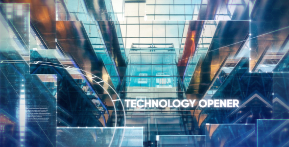 Technologyhi tech opener by madnesspro videohive play preview video malvernweather Choice Image