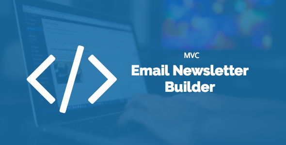 Bal - Email Newsletter Builder - MVC Version - CodeCanyon Item for Sale
