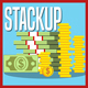 Currency & Coin Stackup Concepts - VideoHive Item for Sale