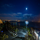 Los Angeles Long Beach Time Lapse night - VideoHive Item for Sale