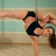 Young Sexy Pole Dance Woman - VideoHive Item for Sale