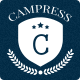 Campress - Responsive Education, Courses and Events WordPress Theme Nulled