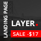 Layer -  Huge Collection of Landing Pages - ThemeForest Item for Sale