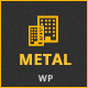 Metal - Building & Construction Business WordPress Themes - ThemeForest Item for Sale