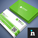 Simple Corporate Business Card - GraphicRiver Item for Sale