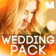 Wedding Titles Slideshow Light Leaks - VideoHive Item for Sale