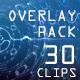 Waves and Grids Overlays - VideoHive Item for Sale