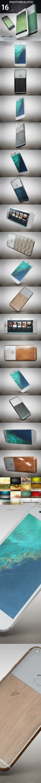 SmartPhone Pixel XL Mock Up - Product Mock-Ups Graphics