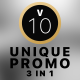 Unique Promo v10 - VideoHive Item for Sale