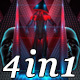 Titans - VJ Loop Pack (4in1) - VideoHive Item for Sale
