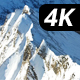 Aerial View of the Austrian Alps Mountains - VideoHive Item for Sale