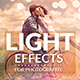 Light Effects for Photography - GraphicRiver Item for Sale