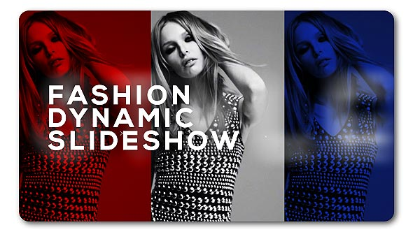 Slideshow Fashion Dynamic