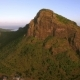 Le Morne Brabant Mountain in Mauritius, Aerial View - VideoHive Item for Sale